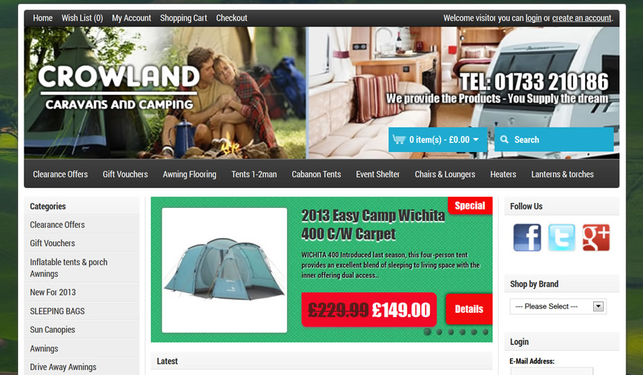 shop-crowland camping